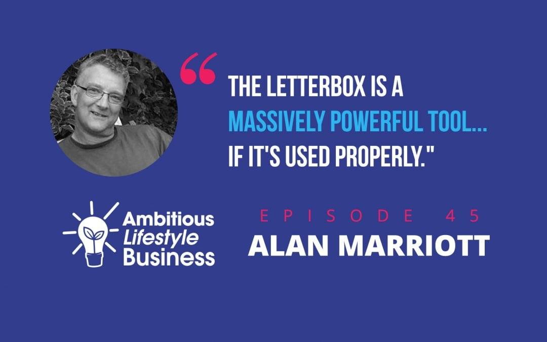 #ALB45 – Elvis isn't dead… and neither is print media – Alan Marriott