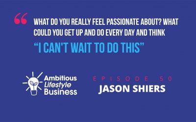 #ALB50 – Jason Shiers