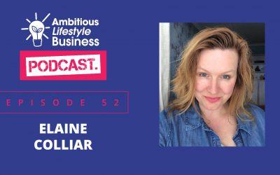 #ALB52 – With Elaine Colliar