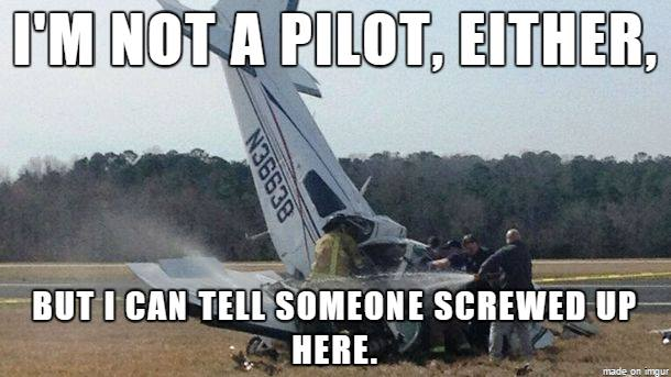 6 things you can learn from a pilot